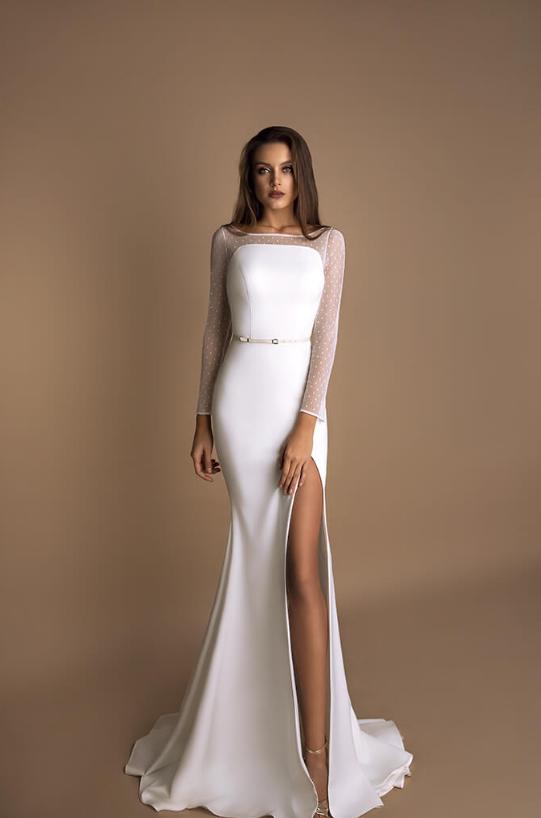 Fuja do comum | Vestidos de noiva cor champagne, off-white
